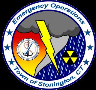 Stonington, CT Emergency Management logo